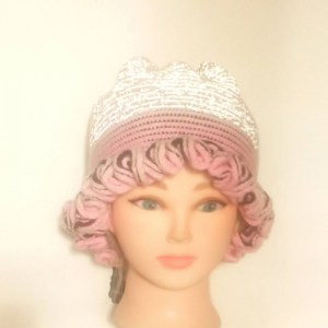 Reversible Lady Hat with a trafficsafe reflextop