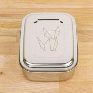 Fox Lunch Box - A3 Boite a Tartine RENARD