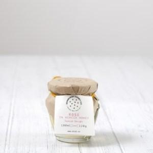 12 x Rose Infused Honey 120g