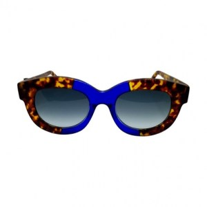 Gustavo Eyewear – G12-ANIMAL PRINT – TRANSLUCENT BLUE