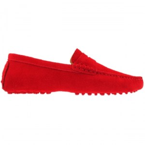 The Driver – English Red Loafers