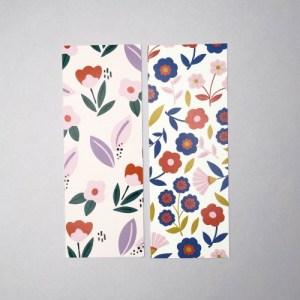 Botanical Bookmarks Set #1 - IMG 1600 500x500