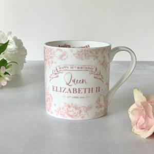 Queen Elizabeth II 95th Birthday Mug - IMG 5495 500x500