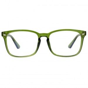 McCartney Computer Glasses – Everyday Lens (green frame)