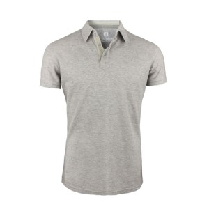 The Chiller - Gray - The Chiller Polo Manches Courtes Homme Gris 500x500