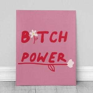 Bitch Power - bitch power 500x500