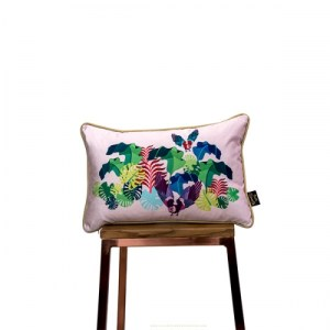Jay's Jungle Placement Cushion - c2 500x500