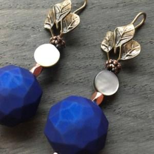 Blue Earrings - f50614b4f368c1a30ea3be0b1a2b97ea4fb0f44b 500x500
