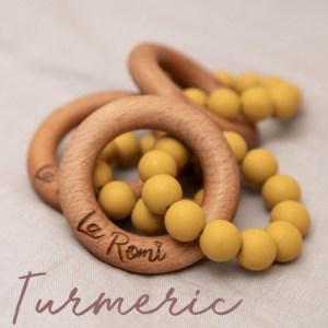 Teething Rings – Turmeric