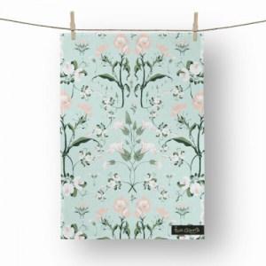 Botanical Joliette Tea Towel - tw13 500x500