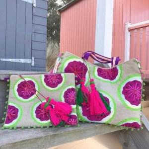 Watermelon Beachbag