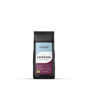 Copuro Bio Espresso Whole Bean 250g (Pack of 6)