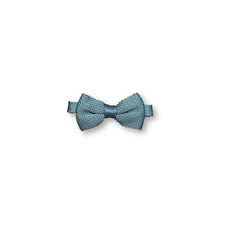 Air Force Blue Children's Knitted Bow Tie