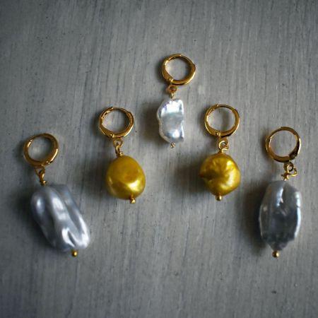 Irregular Pearls Collection