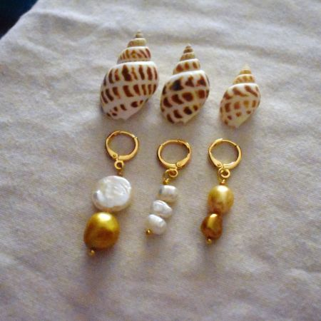 Memories from Before, Single Pearl Earring