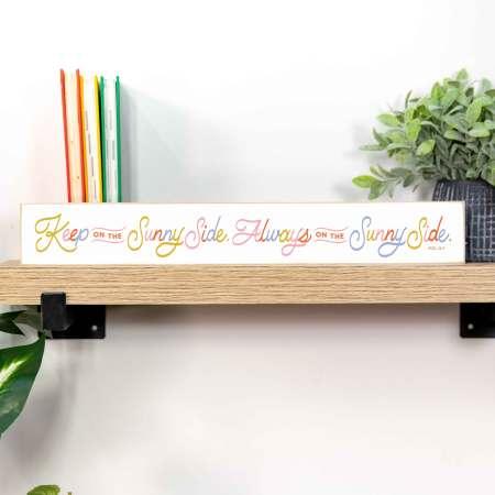 Shelf Sitter-Sunny Side 2.5x18