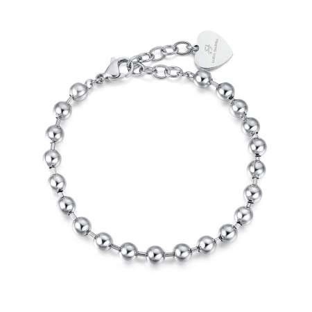 Stainless Steel Bracelet For Charms