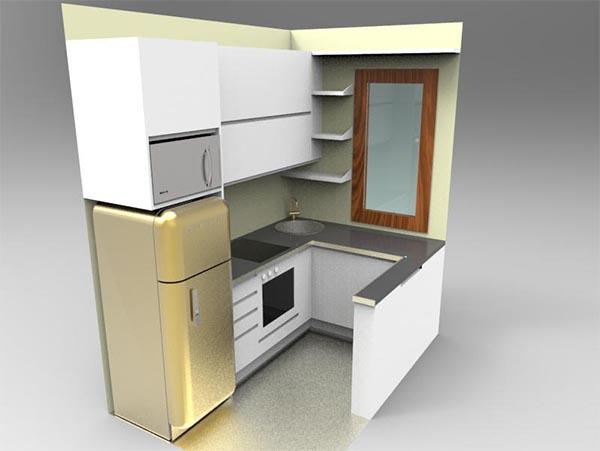Cucine Con Frigo Smeg: Allego alcune idee di cucine con frigoriferi ...