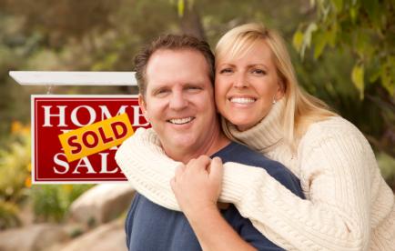 home sales surge