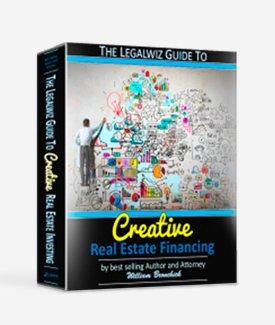 Creative Real Estate Financing Course