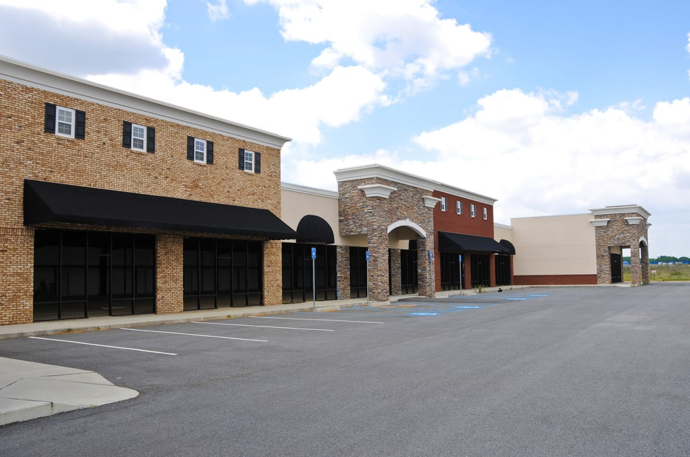 THE DANGERS OF THE COMMON STRIP CENTER FROM AN INVESTMENT PERSPECTIVE