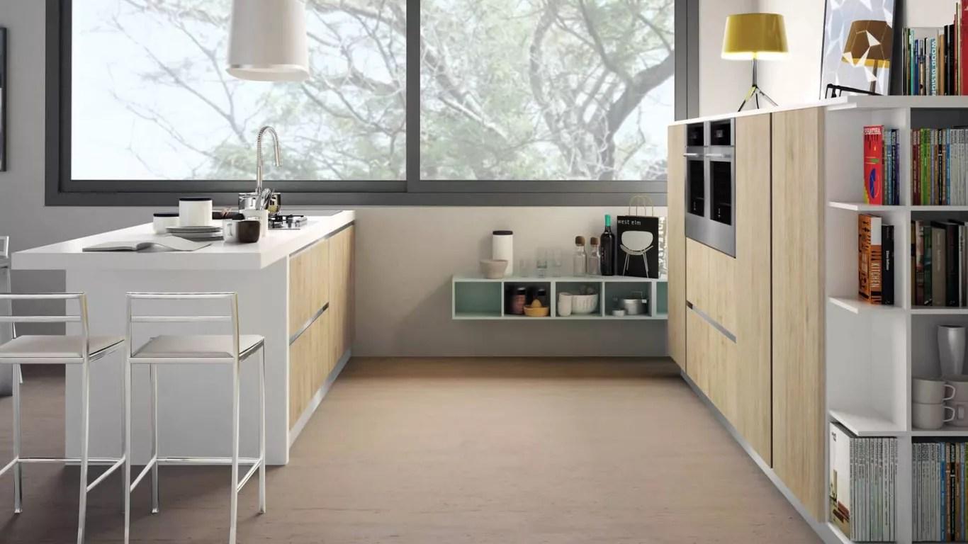 Come arredare una cucina senza pensili i consigli di Creo Store Milano  Creo Store Milano