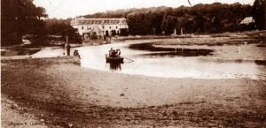 Le chateau de St Maurice-ancienne