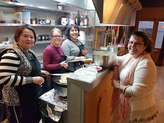 Cours de cuisine à Paris : les crêpes