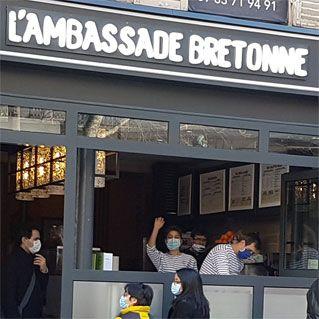 Ambassade Bretonne Paris