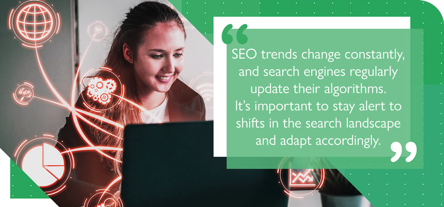Keep up to date with SEO