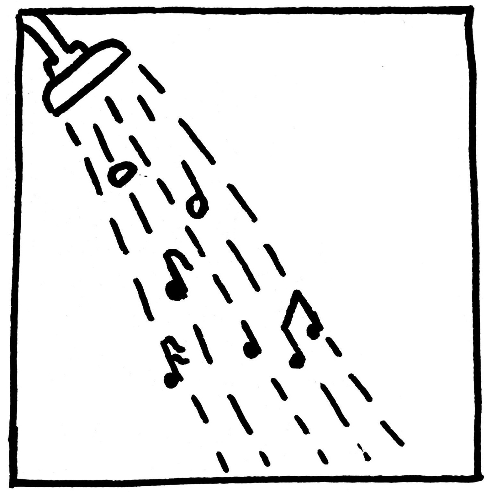 Communal Shower Music