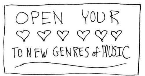 Open Your Heart to New Genres of Music