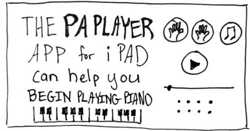 PA Player for iPad