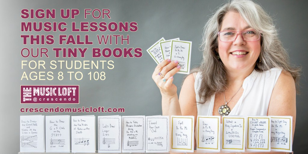 Sign Up for Fall Tiny Book