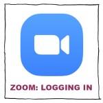 Zoom Logging In