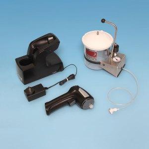 Vacuum Purger with Pump