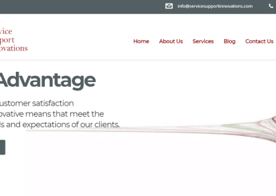 Web Design For Corporate Coaching Services