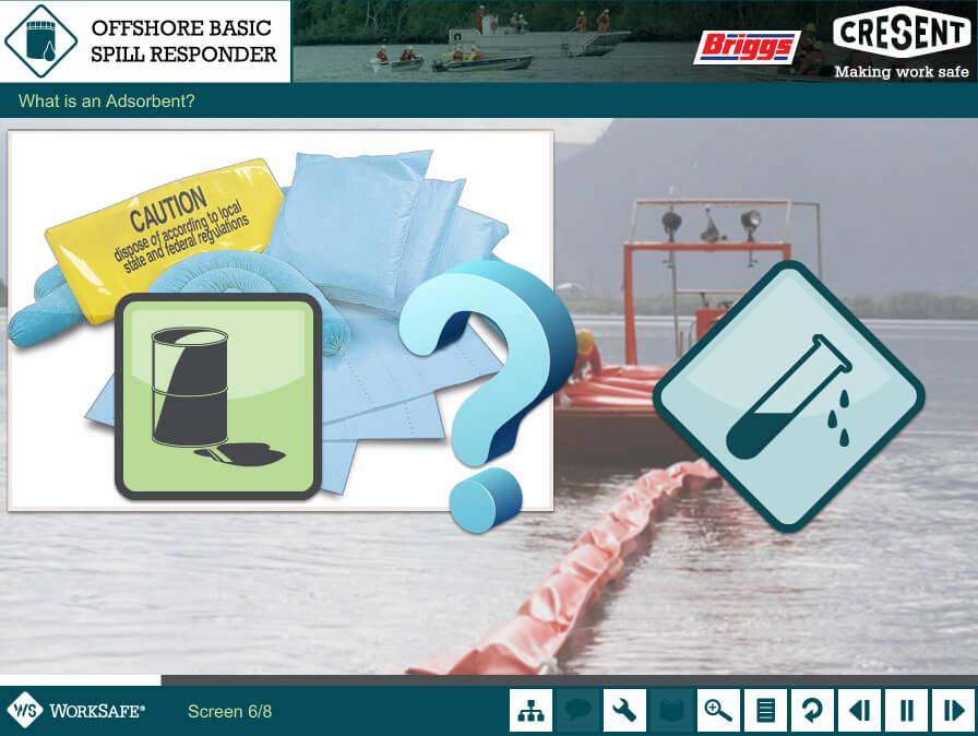 Offshore Basic Spill Responder