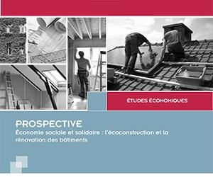 [Prospective] Potentiel de développement de l'économie sociale et solidaire