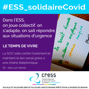 #ESS_SolidaireCovid
