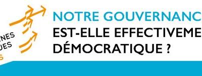 Cap sur la gouvernance démocratique ! #BonnesPratiques