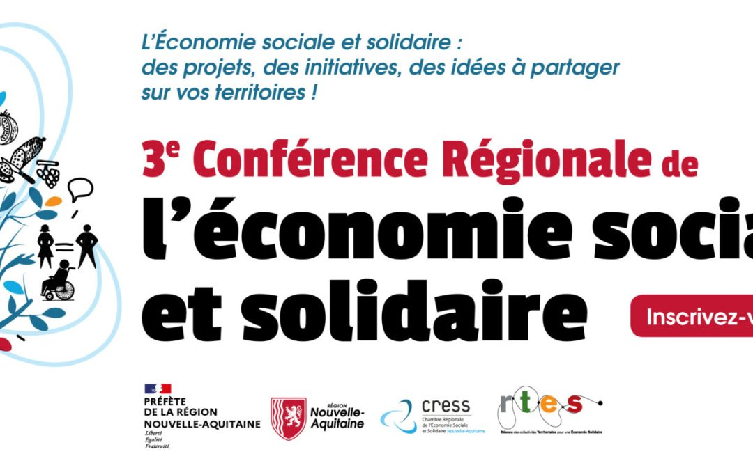 Retour sur la Conférence Régionale de l'ESS 2020
