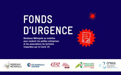 Plan de soutien métropolitain à l'économie de proximité – Bordeaux Metropole