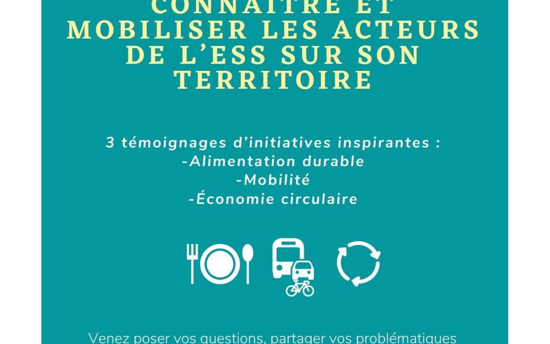 Rencontre #1 Club Collectivités et ESS Gironde