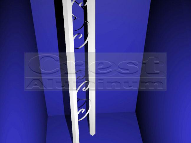 Sovereign Aluminum Columns Amp Flanges Crest Aluminum