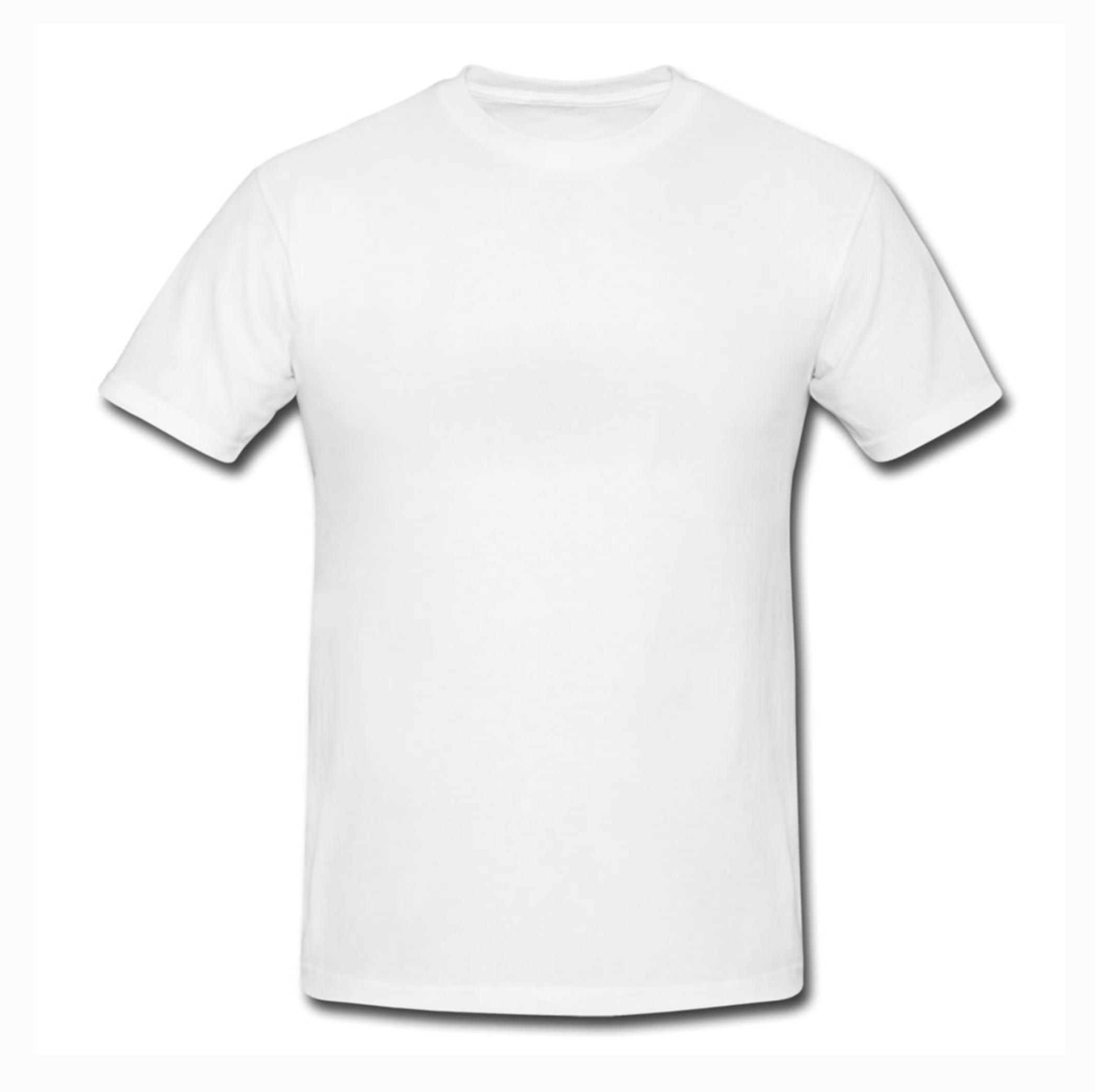 Plain White TShirt  Crested School Wear