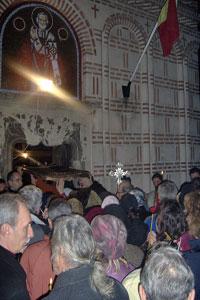 Sarbatorea Icoanei Maicii Domnului Indrumatoarea de la Manastirea Mihai Voda