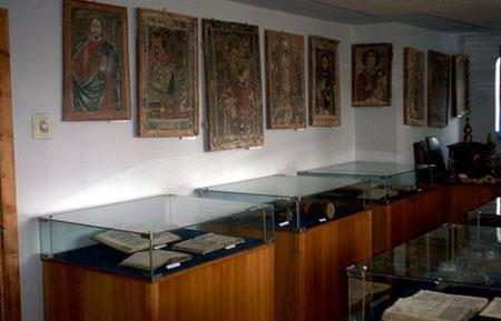 Manastirea Rohia - muzeul monahal