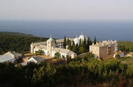 Schitu Prodromu - Sfantul Munte Athos
