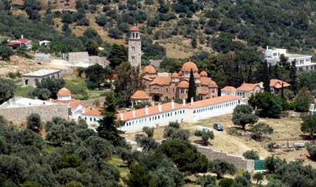 Manastirea Sfantul Efrem cel Nou